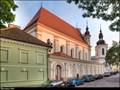Image for Former convent of Franciscan-Bernardine nuns / Vilniaus buves Bernardinu (Klarisiu) vienuolynas (Vilnius)