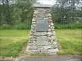 Image for Centennial Marker - Tintagel Rest Area - Tintagel, British Columbia, Canada