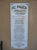 Image for St. Paul's Episcopal Church