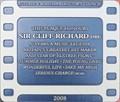 Image for Sir Cliff Richard - 50 years - Station Road, Borehamwood, Herts, UK
