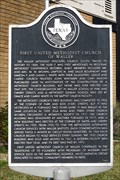 Image for First United Methodist Church of Waller