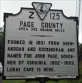 Image for Shenandoah County/Page County
