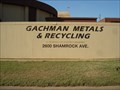 Image for SY - Gachman Recycling - Fort Worth Texas