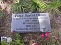 Image for Parran Baptist Church Records, Grandin, Fla