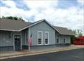Image for Former Frisco Depot - Catoosa, Oklahoma, USA.