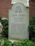 Image for John Dewey - Burlington, Vermont