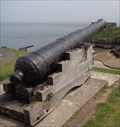 Image for Custom House Cannon - Tenby, Pembrokeshire, Wales.