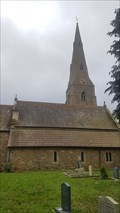 Image for St Nicholas' church - South Kilworth, Leicestershire
