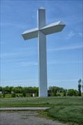 Image for World's Largest Cross - Effingham IL