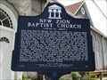 Image for New Zion Baptist Church