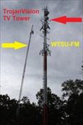 Image for WTSU-FM 90.7, WRWA-FM 88.7, WTJB 91.7 -- Troy University, Troy AL USA