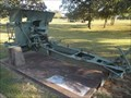 Image for French 75MM Cannon - VFW War Memorial - Bristow, OK