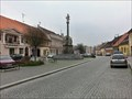 Image for Marian Column - Blatna, Czech Republic