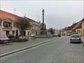 Image for Marian Column - Blatna, Czech Republic
