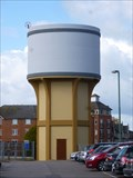 Image for Water Tower Renovation Starts - Cardiff, Wales.