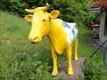 Image for Yellow Cow - Moselblick, Germany, RP