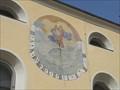 Image for Franciscan Church Sundial - Varazdin, Croatia