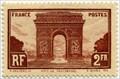 Image for Arc de Triomphe, Paris, France