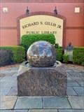Image for Kugel Ball - Center of the Universe Earth Globe - Ashland, Virginia