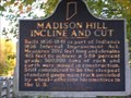 Image for Madison Incline: The steepest standard gage main track ascended by wheel-adhesion locomotives in the US