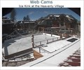 Image for Heavenly Village Ice Rink Webcam - South Lake Tahoe, CA