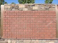 Image for Galt Irrigation Park Donation Bricks - Magrath, Alberta