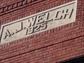 Image for 1925 - A.J. Welch Building - Clinton, OK