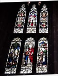 Image for Scout Window - St Mary - Nottingham, Nottinghamshire
