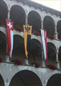 Image for Municipal Flag - Brig-Glis, VS, Switzerland