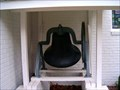 Image for Church Bell, Nashville Missionary Baptist Church, near Laurinburg, NC