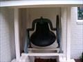Image for Church Bell, Nashville Missionary Baptist Church, near Laurinburg, NC
