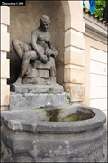 Image for Terezka Fountain in the Mariánské Square / Kašna Terezka na Mariánském námestí (Prague)