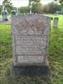 Image for William B. Ochiltree - Oakwood Cemetery - Jefferson, TX