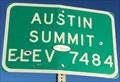 Image for Eastbound Austin Summit - Elevation 7484 feet