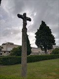 Image for Cross in cemitery - Ourense, Galicia, España