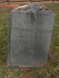 Image for Arm Of Stonewall Jackson