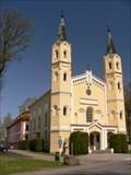 Image for Kostel Povysení Svateho Krize / Church of the Elevation of Holy Cross (Kunin, Czech Republic)