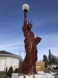 Image for Statue of Liberty - Manly, Iowa