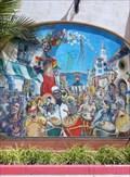 Image for Mardi Gras Murals  -  Santa Barbara, CA