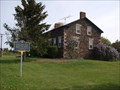 Image for Newton, Philo Cobblestone House - Hartland, New York