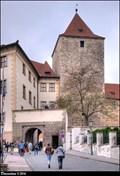 Image for Cerná vež (Pražský hrad) / Black Tower (Prague Castle)