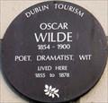 Image for Oscar Wilde -Merrion Square North, Dublin, Ireland