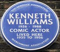 Image for Kenneth Williams - Marchmont Street, London, UK