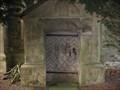 Image for St Nicholas' Church Door - Hulcote, Bedfordshire, UK