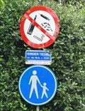 Image for No drugs, pills, smoking or drinking with your kids - Waalwijk, NL