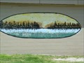 Image for Pine Forest Mural - Lake Butler, Florida