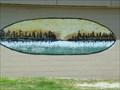 Image for Pine Forest Mural - Lake Butler, Florida