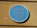 Image for Daniel Evans and Joshua Symm Blue Plaque - Oxford, Oxfordshire