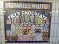 Image for Sweet Shop Mosaic - Market Underpass - Newport, Gwent, Wales.