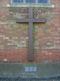 Image for Millennium Cross - St Edmund's Church, Thurlaston, Warwickshire UK